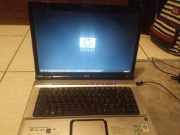 Notebook HP pavilion Dv6000 ( leia a descrição)
