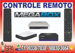 Controle Megabox MG3 Plus Hd