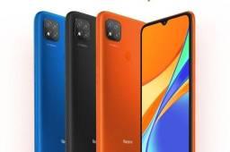 Redmi 9C 32GB - A mais de 3 Anos no Mercado! MiMaringá Compensa!!