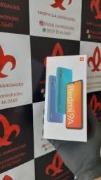 Celular Redmi 9A Xiaomi  - CINZA /GARANTIA DE 1 ANO (32gb)
