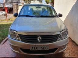Renault Logan Authentique 1.0 16V - Completo -único dono