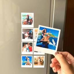 Fotos Polaroid Magnéticas/Ímãs