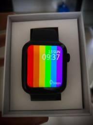 Smartwatch iwo 46 tela infinita
