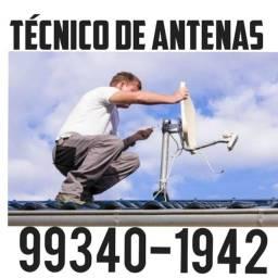 Técnico de antenas em geral