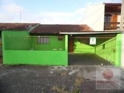 Casa para alugar por R$ 850/mês - Boqueirão - Curitiba/PR