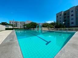 Apartamento 2 quartos com suíte, térreo com quintal em Colina de Laranjeiras