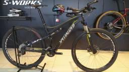 Bicicleta Specialized Epic Carbon Seminova