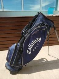 Bolsas de golfe Taylormade, Titleist e Callaway