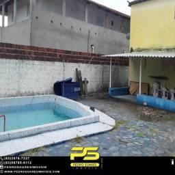 Casa com 2 dormitórios à venda por R$ 350.000 - Jacumã - Conde/PB