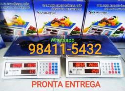 BALANÇA COMERCIAL DIGITAL 40 KG (( NOVAS COM GARANTIA))