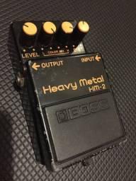 Pedal guitarra Boss HM2 (japan 1985)