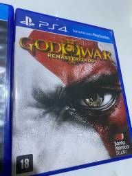 GAMES GOD OF WAR III e SONIC FORCES