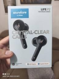 Anker Soundcore Life P2 Tws Fone De Ouvido Sem Fio Bluetooth