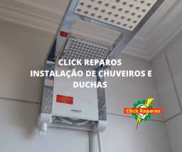 Chuveiro #manutençao e instalação#