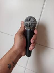 Microfone shure em 58