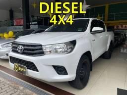 Hilux STD 2.8 CD 4X4 2018- Diesel