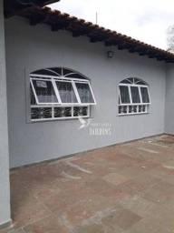 Casa com 3 dormitórios para alugar, 135 m² por R$ 1.400,00/mês - Messiânico - Londrina/PR