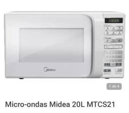 Micro ondas 20l Midea