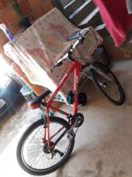 Vendo bike 26 750R$
