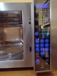 Compra mos -Microondas Inox estragado/quebrado -Vide anúncio