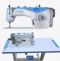 Maquina de Costura Reta Eletronica Jack A4-7 Ponto 7mm - 220 vlts<br><br>