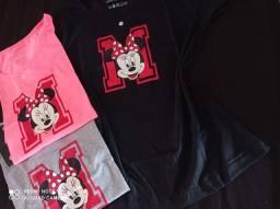 Camisetas femininas T-SHIRTS