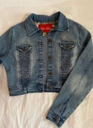 2 jaquetas jeans