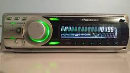 Cd player Pioneer DEH-4880MP com IP bus