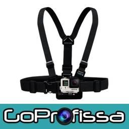 Suporte para Peitoral GoPro - Acessórios para GoPro e câmeras