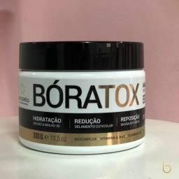 Borabella Boratox Orgânico Zero Sem Formol 300g