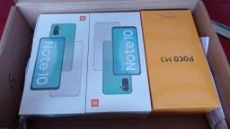 Aparelho Xiaomi e Realme