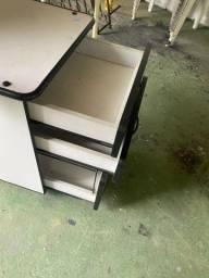 Armário de 3 gavetas para escritório