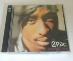 Cd Duplo 2 PAC  ( Greatest Hits).