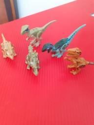 Coleção Dinossauros Lego Jurassic World