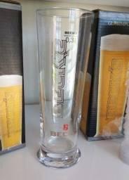 Copo para cerveja Beck's e Antarctica.