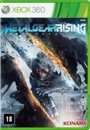 Metal Gear Rising Xbox360 - Original - Novo/lacrado