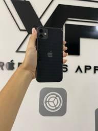 iPhone 11 Preto 64GB - garantia apple até 03/2022