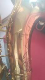 Sax soprano curvo americano wiston Boston pro1 vintage e profissional melhor safra 1997