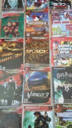 Coleção de jogos PlayStation  2