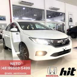 NETO - Honda City EXL 1.5 2020/2021 - Zero Km