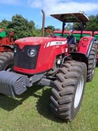 Trator Massey 4252, ano 2014