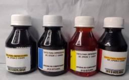 Tinta para Impressora Epson, HP, Canon
