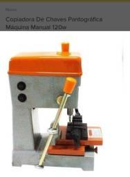 Máquina pantográfica e multiponto