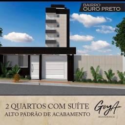 Apartamento à venda, 2 quartos, 1 suíte, 1 vaga, Ouro Preto - Belo Horizonte/MG