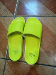 Chinelo Verde Neon VIKO N42