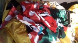 Retalhos de tecidos