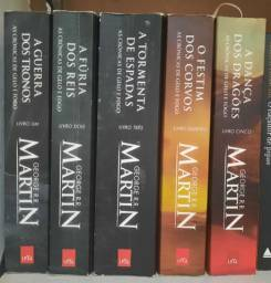 Livros George R.R Martin