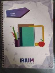 Livros IRIUM educação 1° ano- Ensino Médio