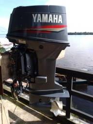 Motor de poupa Yamaha 60hp