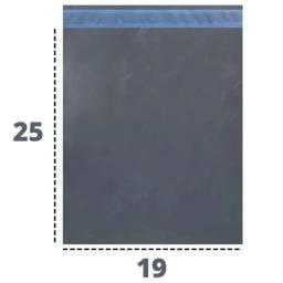 Título do anúncio: Saco Plástico De Segurança Para Correios 19x25